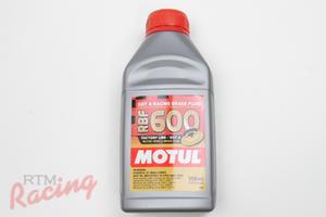 Motul RBF600 (DOT 4) High Performance Brake Fluid