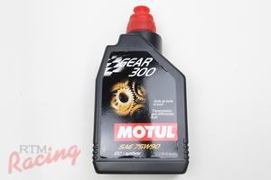 """Motul """"Gear 300"""" 75w90 Synthetic Gear Oil"""