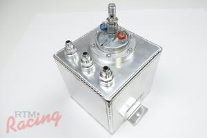 RTM Fuel Surge Tank (Single Pump) Kit