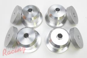 VMC Aluminum Rear Subframe Bushing Kit: 2g DSM