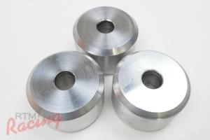 VMC Aluminum Rear Diff Bushing Kit: 2g DSM