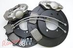 EVO 5-9 (Brembo) Rear Big Brake Upgrade Kit: 2g DSM