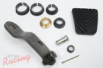 OEM Clutch Pedal Assembly Components:  1g DSM