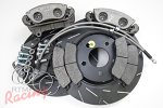 Ford Cobra Front Big Brake Upgrade Kit: 2g DSM