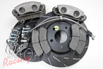 Ford Cobra Front Big Brake Upgrade Kit: EVO 1-3