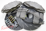EVO5-9 (Brembo) Front Big Brake Upgrade Kit: EVO 1-3