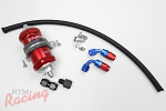RTM Upgraded Fuel Feed Line Kit (-6AN from Filter to Rail): DSM/EVO