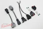 Fuel Injector Connectors/Adapters: DSM/EVO