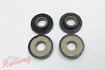 OEM Shift Cable Tranny Bracket Mount Bushings: 2g DSM/EVO 1-3