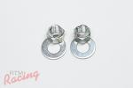 OEM Propeller Shaft Support Bearing to Floorpan Hardware: 1g DSM