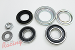 OEM Rear Wheel Bearing/Hub Components: 1g DSM
