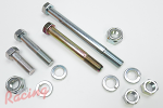 OEM Front Lower Control Arms Bolt Kit: 2g DSM