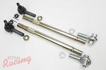 RTM Adjustable Rear Upper Control Arms: 1g DSM