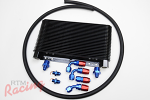 RTM Transmission Oil Cooler Kit (with -6AN Hose): DSM