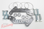 Hardware Kit to Install Ford Cobra Front Big Brakes: DSM/EVO 1-3