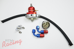RTM Upgraded Fuel Feed Line Kit (-6AN from Rail to AFPR): DSM/EVO