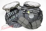 VR4 4-Piston Front Big Brake Upgrade Kit: 1g DSM