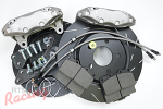 3000GT-VR4/Cobra Front Big Brake Upgrade Kit: EVO 1-3
