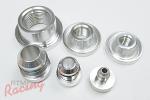 Weld Bungs (Aluminum)