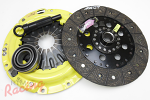 ACT 2100 Clutch Kit with Solid Hub Street Disc: Mitsu