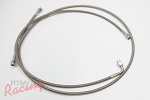 -3AN Stainless Braided Brake Lines