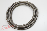 -AN Braided Stainless (Rubber Lined) Hose