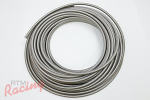 -AN Braided Stainless (Teflon Lined) Hose