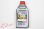 Motul RBF660 (DOT 4) High Performance Brake Fluid