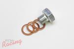 Turbo Water Pipe Blockoff Plug: 2g DSM