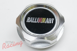 "Decorative ""Ralliart"" Oil Filler Cap"