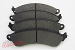 """Economy"" Pads for Cobra Front Big Brakes: DSM/EVO 1-3"