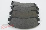 """Economy"" Pads for DSM Dual-Piston Front Brakes: DSM/EVO 1-3"