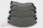 """""""Mid Grade"""" Pads for DSM Dual-Piston Front Brakes: DSM/EVO 1-3"""