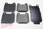 Economy Pads for EVO5-9 Rear Big Brakes: 2g DSM