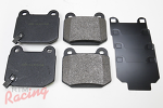 """Mid Grade"" Pads for EVO5-9 Rear Big Brakes: 2g DSM"