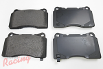 """Mid-Grade"" Pads for VR4 Front Big Brakes: DSM/EVO 1-3"