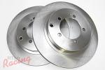 """Whitebox"" Plain Rotors for Rear Brakes: Stealth/3000GT (1994-99)"