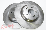"""Whitebox"" 340mm Genesis Rotors for Front Big Brakes: DSM"