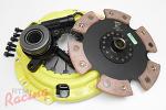 ACT Heavy-Duty Clutch Kit (w/6-Puck UnSprung Disc): Lancer