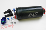 AEM 380 lph High Flow Inline Fuel Pump (Part# 50-1005)