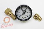 B&M Fuel Pressure Gauge Kit: DSM/Honda
