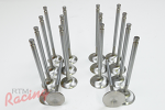 Brian Crower Stainless Steel Valves: DSM/EVO