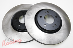 Centric Premium Front Brake Rotors: EVO 5-9