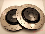 DBA Series 4000 Rear Brake Rotors: EVO 10