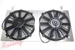Aluminum Fan Shroud Kit: 1g DSM