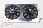 Aluminum Fan Shroud Kit: EVO 10
