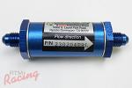 Earls Inline Turbo Oil Filter/Pre-Filter