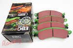 EBC Greenstuff Pads for Cobra Front Big Brakes: DSM/EVO 1-3