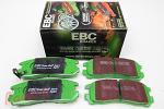 EBC Greenstuff Pads for Rear Brakes: 2g DSM