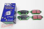 EBC Greenstuff Pads for Rear Brakes: EVO 1-3